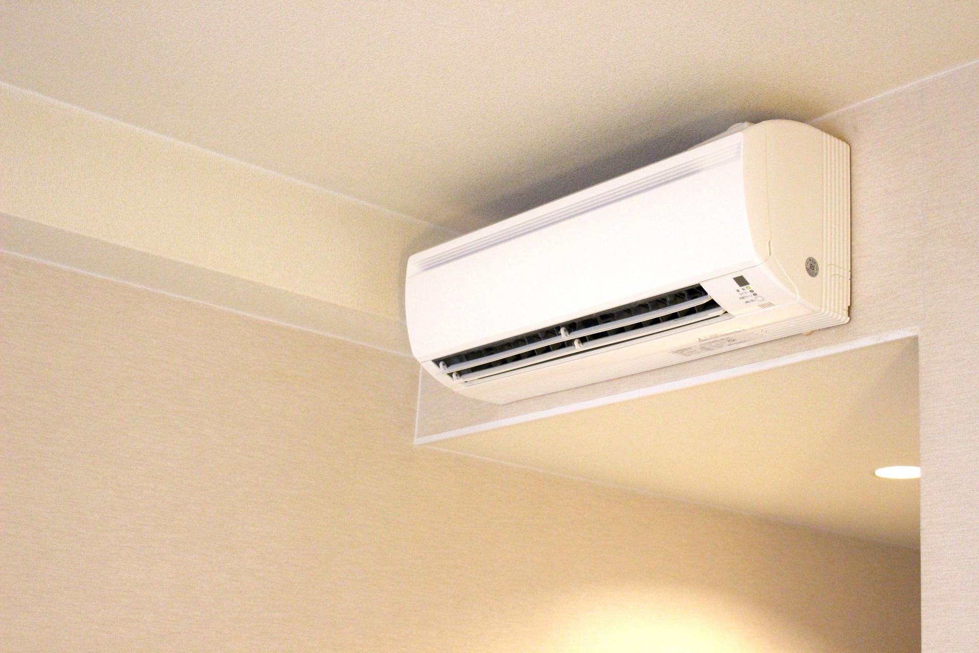 家庭用エアコンのクリーニングについて